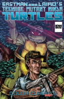 Teenage Mutant Ninja Turtles Color Classics Volume 2 #1
